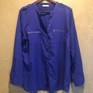 Calvin Klein long sleeve shirt XL